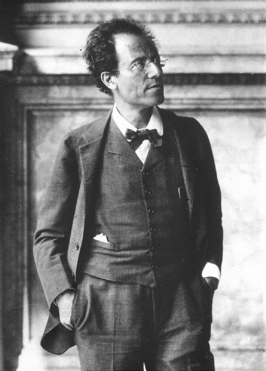 Gustav Mahler - his life