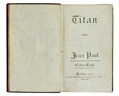 Jean Paul Titan Book
