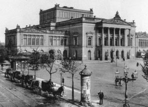 Leipzig Opera House